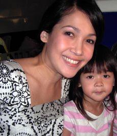 Mieke Amalia Enggan Klarifikasi Gosip Dihamili Tora Sudiro