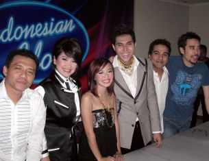 Indonesian Idol 2007 (Foto:Johan/Okezone)