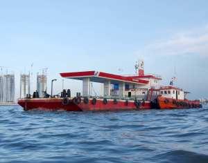 \Pertamina Bangun Floating Storage di Sungai Batangahari\