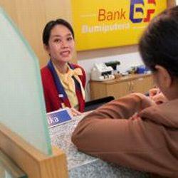 \Bank Bumiputera Incar Pertumbuhan DPK\