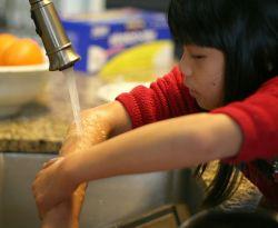 Cuci Tangan Membuat Kita Sehat
