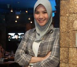 Zaskia Adya Mecca (Foto:Yulianto/Koran SI)