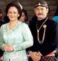 Bambang dan Halimah saat masih bersama. (Foto: Ist)