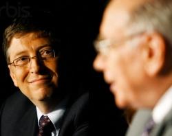 \Bill Gates Tetap Terkaya, Aset Warren Jatuh USD10 M\