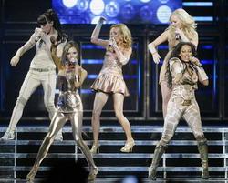 Spice Girls Kompak Mabuk Saat Rayakan Natal