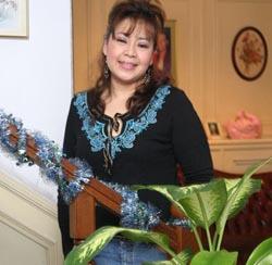 Kanker Payudara, Diana Nasution Dibuatkan Tribute oleh Titi DJ