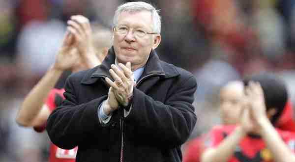 F: Sir Alex Ferguson (daylife)