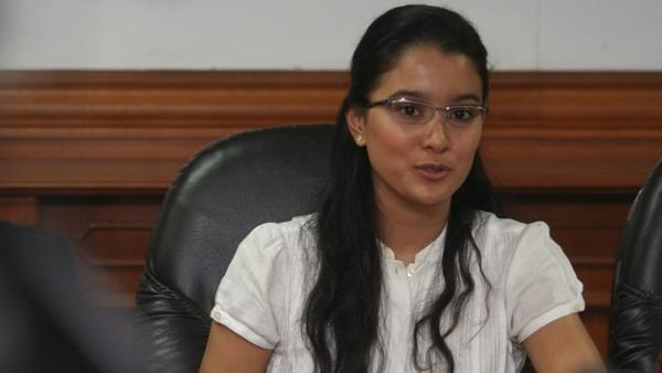 Marcella Zalianty. (Foto: Koran SI)