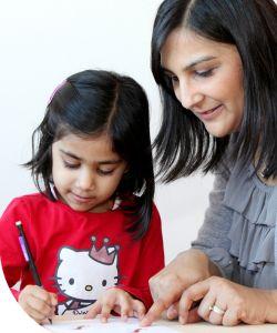 Membantu si Kecil Senang Belajar di Sekolah