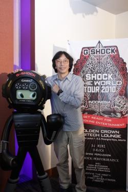 G-Shock Rilis Inovasi Bercitra Muda