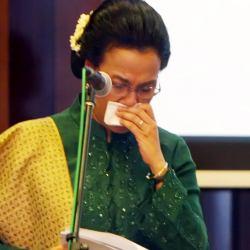 \Sri Mulyani Tak Lagi Wanita Berpengaruh Dunia\