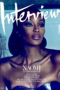 Naomi Campbell Kagumi Sikap Romantis Nicolas Sarkozy