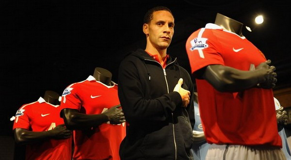 Foto: Rio Ferdinand/Getty Images
