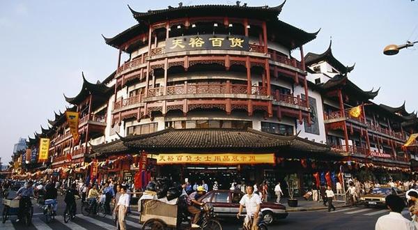 Pesona Keindahan Shanghai