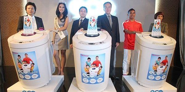 Inovasi Baru, Mesin Cuci Tabung Tanpa Lubang