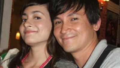 Dewi Rezer & Marcelino (Foto:Johan Sompotan/okezone)