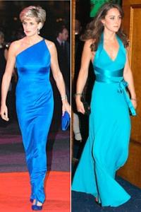 Ikon Gaya, Kate Middleton Kalahkan Putri Diana