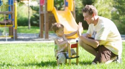 Sarana Bermain Outdoor untuk Anak