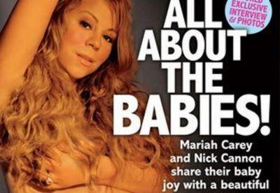 Hamil, Mariah Carey Bugil
