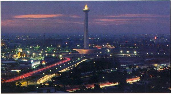\Master Plan Ibu Kota Jakarta Disusun\