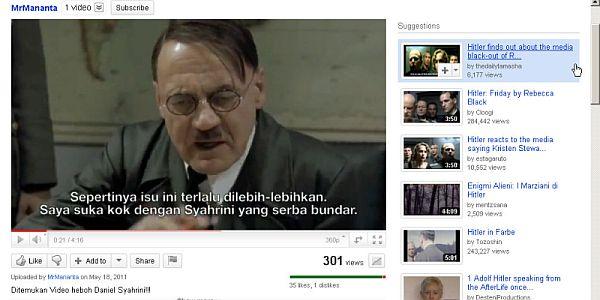 Muncul 'Heboh Video Daniel Syahrini!'