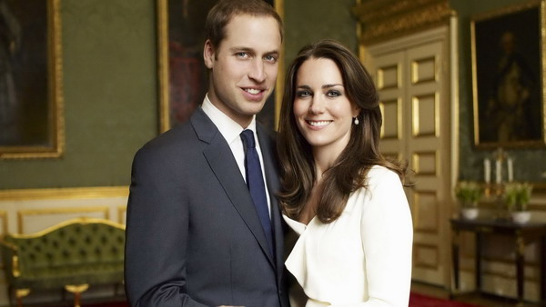 Pangeran William Ceraikan Kate Middleton?