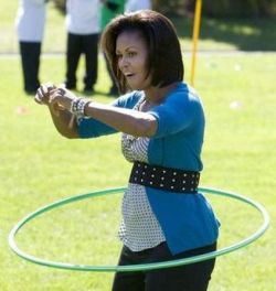 Hula Hoop, Tren Olahraga Baru Seleb Hollywood