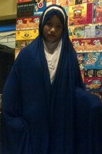 Gaya Tanpa Peniti dengan Malika Hijab