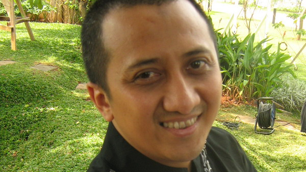 Yusuf Mansyur (Foto: Johan)
