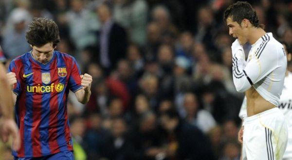 Lionel Messi dan Cristiano Ronaldo/Foto: Daylife