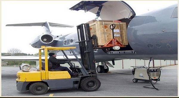 \Bandara Husein Sastranegara bidik cargo\