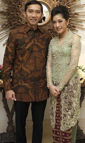 Desain Istimewa, Biyan Dipercaya Rancang Gaun Pengantin Aliya?