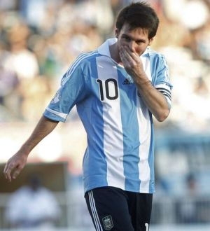 Foto: Lionel Messi/Getty Images
