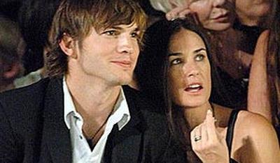 Ini Tanggapan Selingkuhan Ashton Kutcher