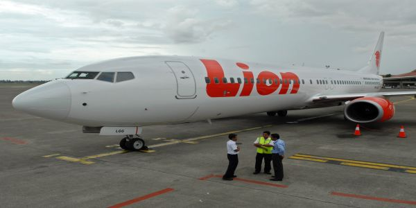 \Lion Air Genjot Rute Internasional\