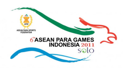 Logo ASEAN Para Games (Foto: Ist)