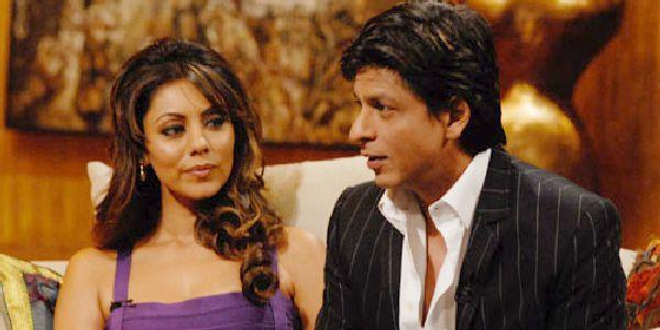 Shahrukh Khan & Gauri Khan (Foto: Ist)