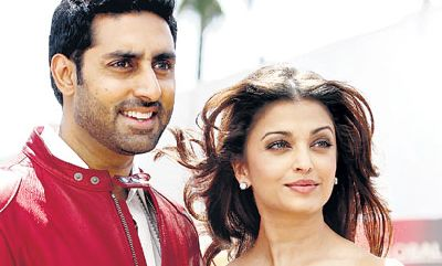 Aishwarya Rai & Abhishek Bachchan (Foto: Ist)