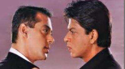Ini Penyebab Shahrukh Khan-Salman Khan Berseteru