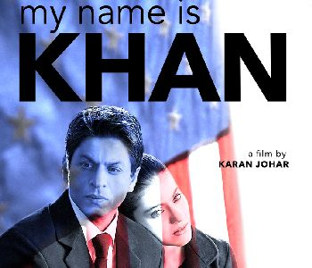 Poster film My Name is Khan