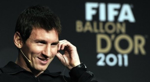 Lionel Messi (Foto: Daylife)