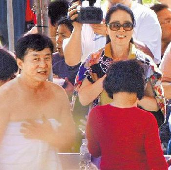 Jacky Chen & Joan Lin (Foto: Ist)
