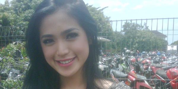 Jessica Iskandar (Foto: Egie/Okezone)