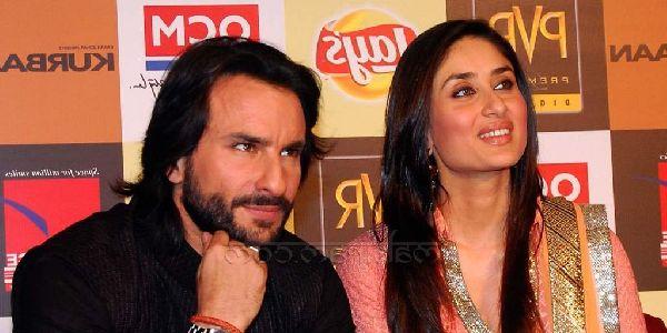 Saif Ali Khan & Kareena Kapoor (Foto: Ist)