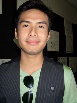 Christian Bautista (Foto: Tomi Tresnady/Okezone)