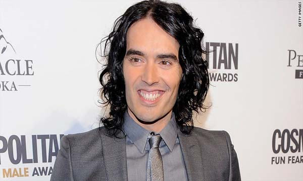 Russell Brand (foto:ist)
