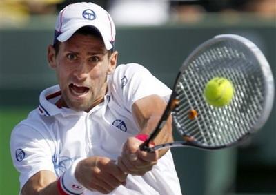 Djokovic melaju ke perempat final (Foto: Daylife)