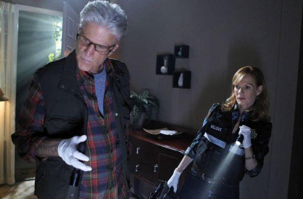 Ted Danson Gabung di CSI Musim ke-12