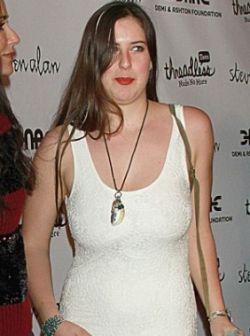 Minum Bir, Anak Demi Moore & Bruce Willis Ditangkap