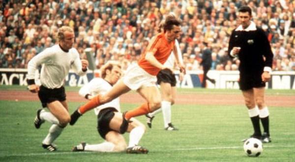 Rivalitas Tiada Batas Jerman vs Belanda